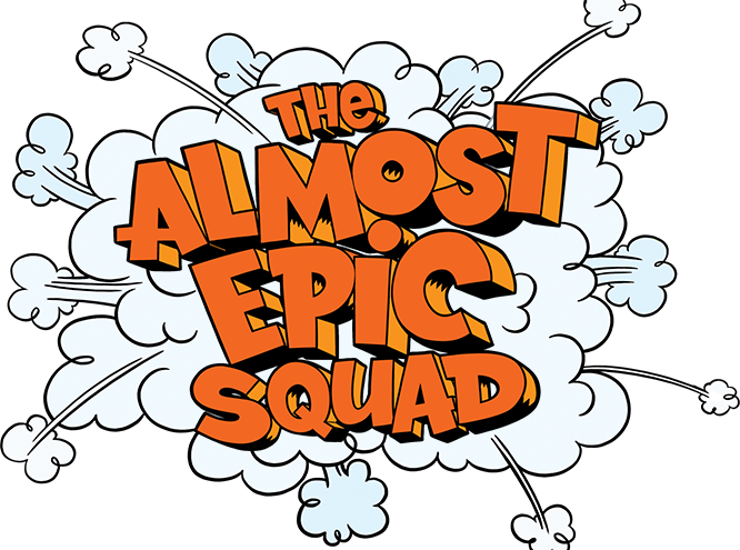 almost epic squad logo